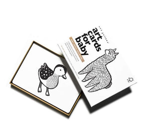 Wee Gallery Baby Animal Cards