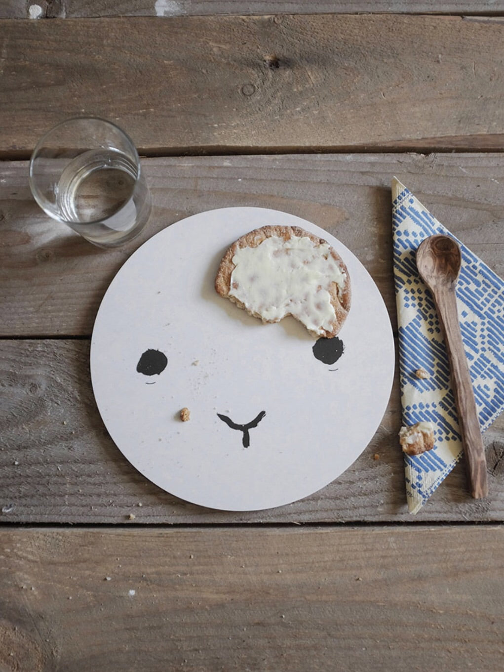 Fine Little Day Bunny Pot holder / plate