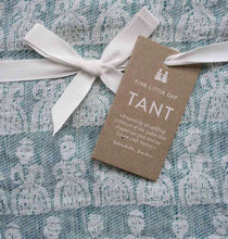 Fine Little Small Tant Linen cloth