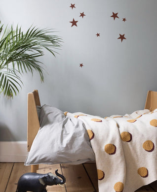 Ferm Living Double Dot Blanket
