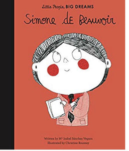 New Simone de Beauvoir