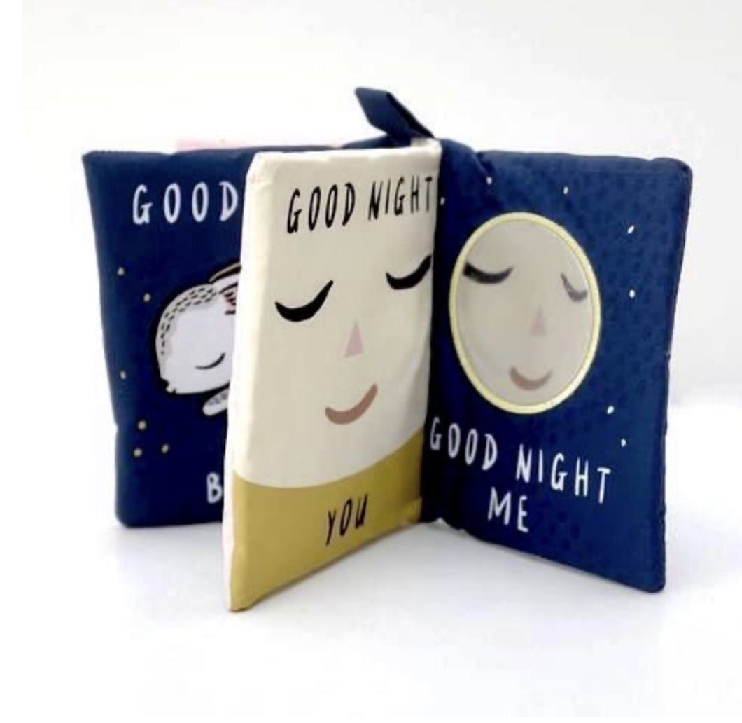 Wee Gallery Goodnight Book with Mirror