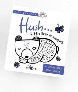 Baby Hush Book with Animal Sounds