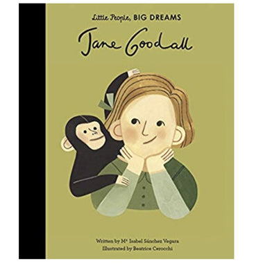 New Jane Goodall