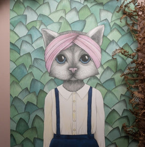 New Billie the Cat - Kajsa Wallin