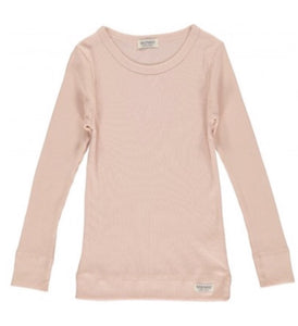 MarMar Copenhagen Rose Ribbed Top 5 years
