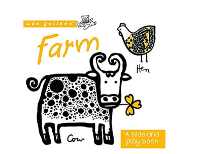 Wee Gallery Farm Book