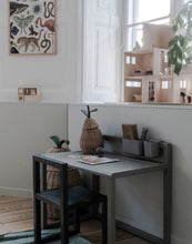 Little Architect Grey Desk