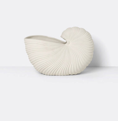 Ferm Living Shell Pot preorder March
