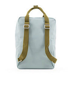 New Sticky Lemon Large Backpack in Misty Green and Teal