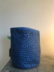 Ferm Living Small blue Basket