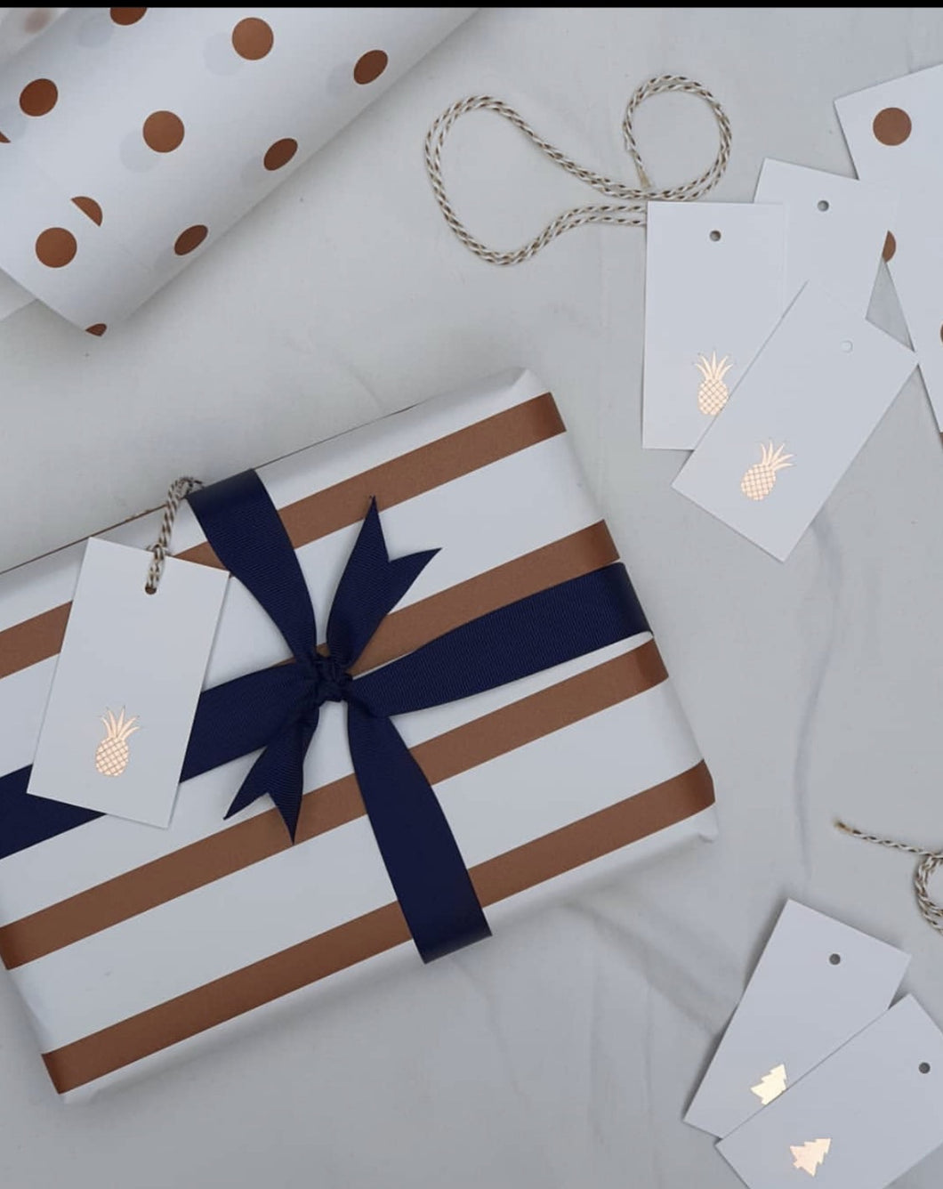 Elly Vvaller Luxury Gift Wrap Sheet