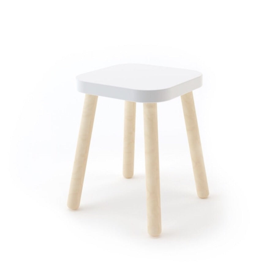 Oeuf NYC Square Stool