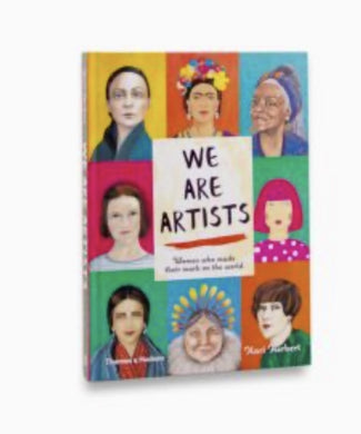 We are Artists Book