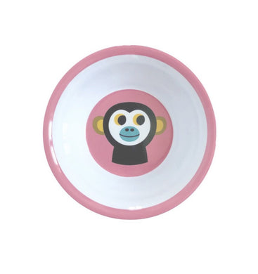 OMM Design Melamine Monkey Bowl