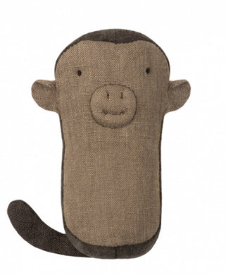 Maileg mini monkey rattle