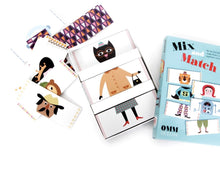 OMM Design Mix and Match Game