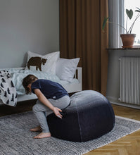 Little Red Stuga Kebnekaise mountain pouf/ bean bag In stock