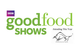BBC Good Food Show here we come!