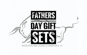 Fathers day Biltong Gifts sets just got an upgrade.