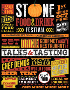 Stone Food Festival we are ready !