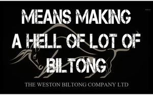 The Biltong Boss goes back to School !