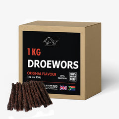 Droewors/Mr Biltong/Big On Flavour/Not Smallys