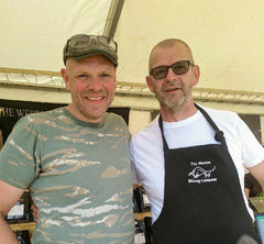 Tom Kerridge Top of the shop Biltong