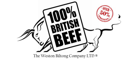 British Beef/Weston Biltong /From Our Farmers