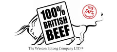 Beef Biltong/Weston Biltong Company/Bulit on British Beef