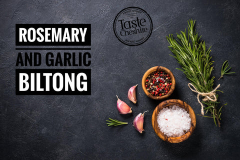Garlic and Rosemary Biltong/Member Biltong/Made By us/Hand crafted