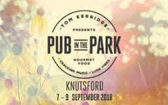 Pub In The Park Knutsford Biltong in the UK