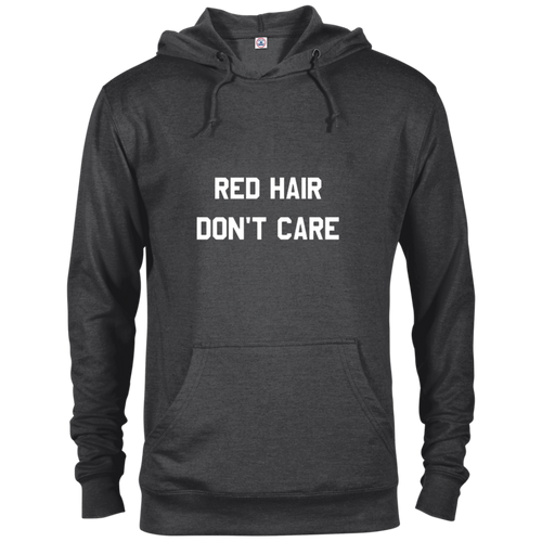 Don't care French Terry hoodie