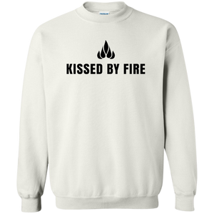Kissed by fire sweatshirt