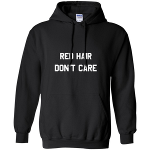 Don't care hoodie