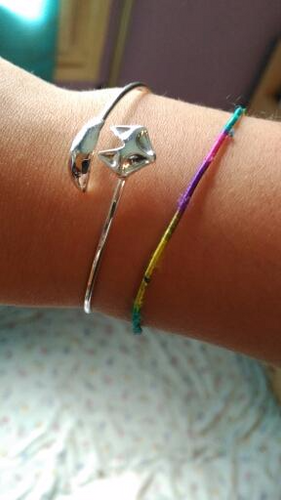 Beautiful Fox bracelet