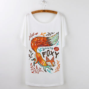 You are so Foxy