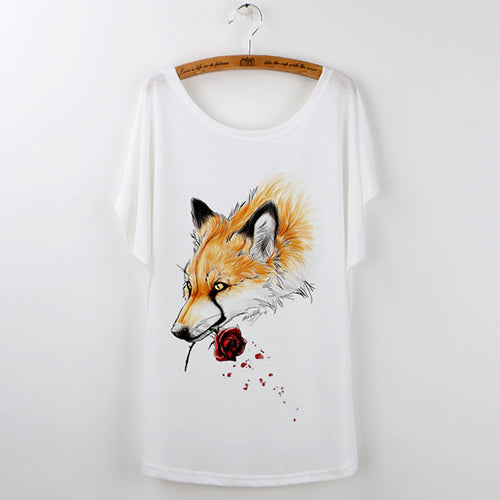 Fox Rosie T-shirt