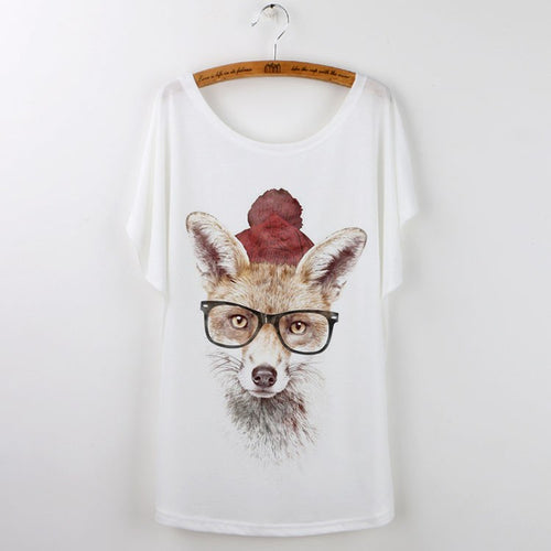 Sophisticated Fox T-shirt
