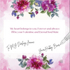 Personalise with a handwritten sign off on your greeting message cards