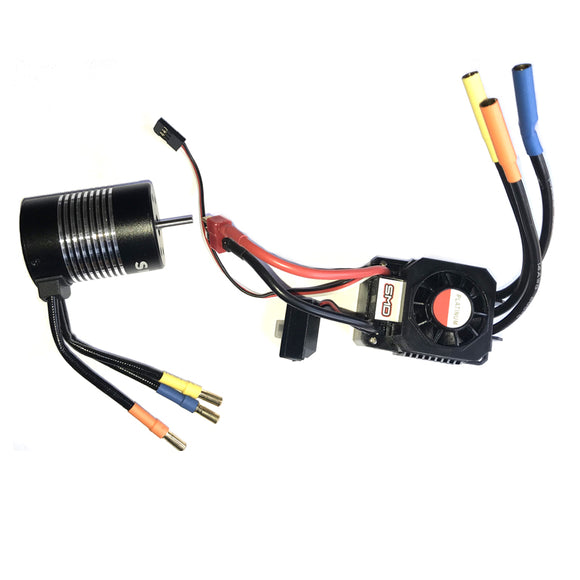SMD Brushless Combo's