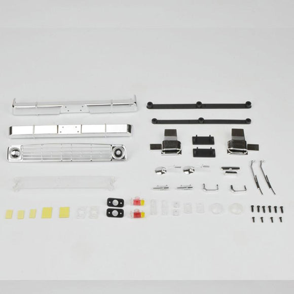 CARISMA 15979 SCA-1E COYOTE BODY PLASTIC PARTS SET