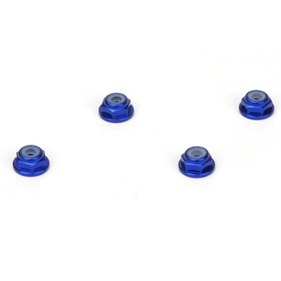 CARISMA MSA-1E M2 WHEEL LOCK NUT SET ( BLUE )