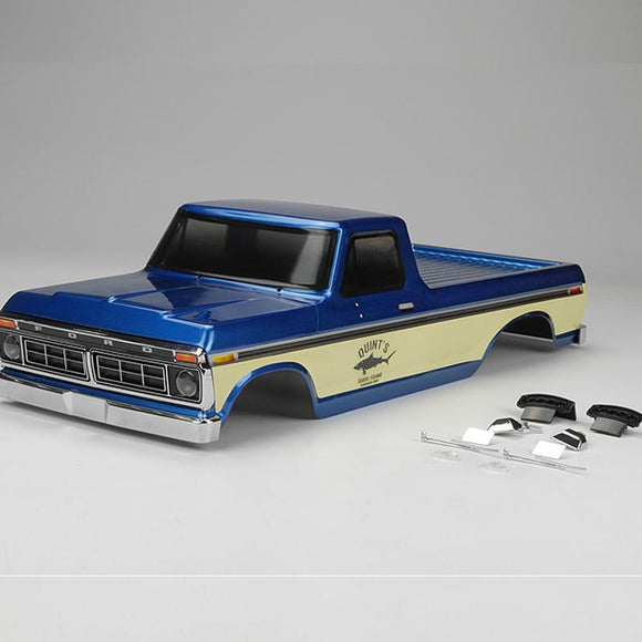 CARISMA 16104 SCA-1E 1976 FORD F-150 BLUE PAINTED BODY