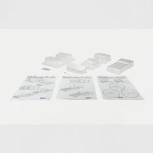 CARISMA 16154 SCA-1E SCALE ACCESSORIES FOR F-150