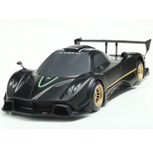 Carisma Racing 77668 Pagani Zonda R CRF-GT 1/10th 2WD Performance Pan Car Kit