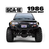 CARISMA 81068 SCA-1E 86 Subaru BRAT RTR 1/10th Scale 313mm WB