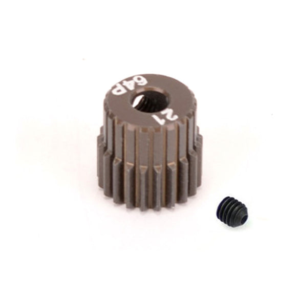 16421 - SMD 21 Tooth 64DP Pinion Gear for 1/10th and 1/12 Pan Car