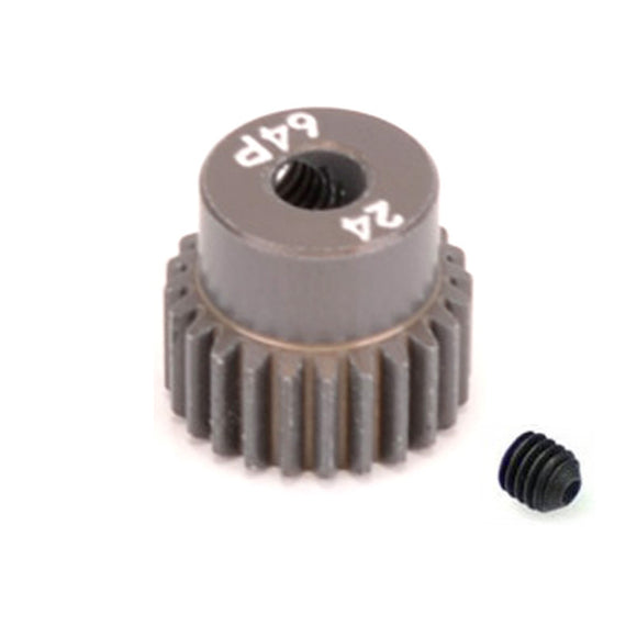 16424 - SMD 24 Tooth 64DP Pinion Gear for 1/10th and 1/12 Pan Car