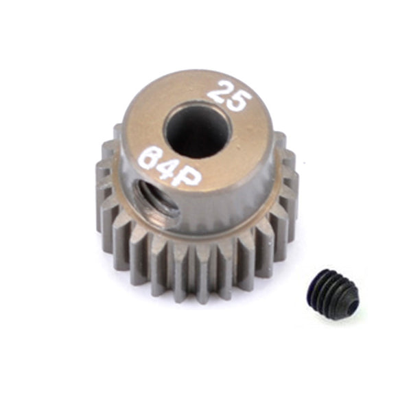 16425 - SMD 25 Tooth 64DP Pinion Gear for 1/10th and 1/12 Pan Car